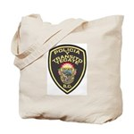 Tecate Traffic Police Tote Bag