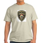 Tecate Traffic Police Light T-Shirt