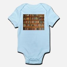 Bookshelf Books Body Suit
