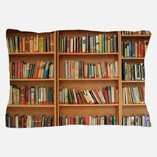 Bookshelf Books Pillow Case