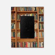 Bookshelf Books Picture Frame