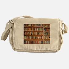 Bookshelf Books Messenger Bag