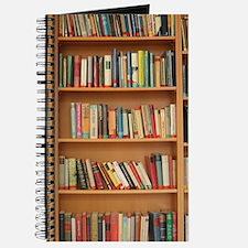 Bookshelf Books Journal