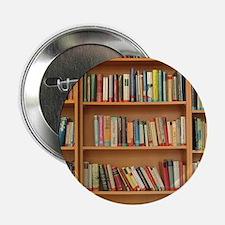 "Bookshelf Books 2.25"" Button"