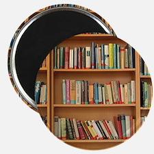 Bookshelf Books Magnets