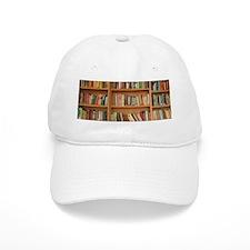 Bookshelf Books Baseball Baseball Cap