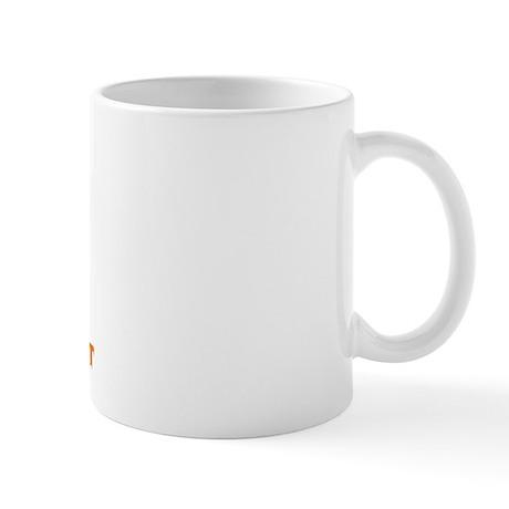 Trevor the Friendly Ghost Mug