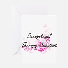 Occupational Therapy Assistant Arti Greeting Cards