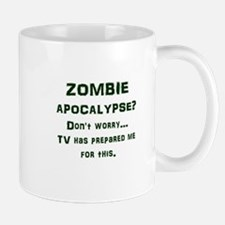 ZOMBIE APOCALYPSE? Don't worry...video games Mugs