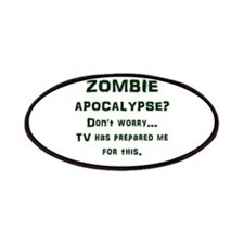 ZOMBIE APOCALYPSE? Don't worry...video games Patch