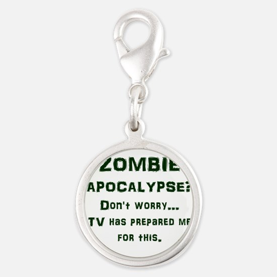 ZOMBIE APOCALYPSE? Don't worry...video game Charms