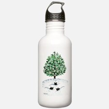 Christmas Tree Stray C Water Bottle