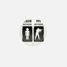 Your Boyfriend My Boyfriend Mini Button (10 pack)