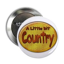 Country Western Button
