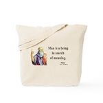 Plato 3 Tote Bag