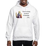 Plato 3 Hooded Sweatshirt