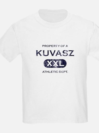 Property of Kuvasz T-Shirt