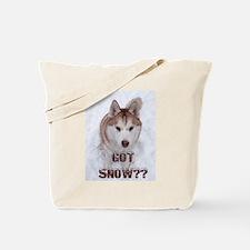 Got Snow Tote Bag