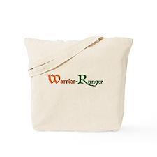 Warrior-Ranger Tote Bag