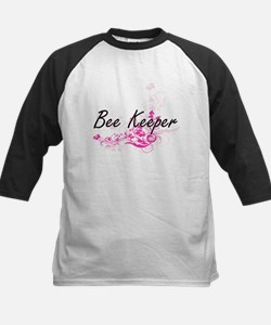 Bee Keeper Artistic Job Design wit Baseball Jersey