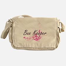 Bee Keeper Artistic Job Design with Messenger Bag