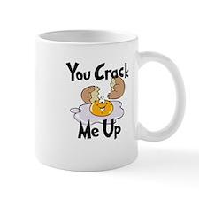 You Crack Me Up Mugs