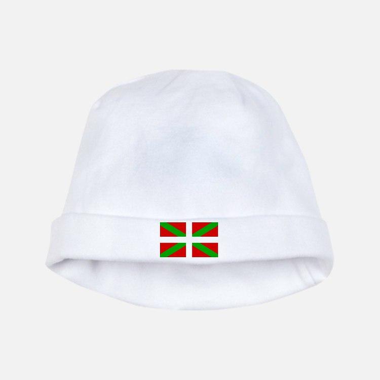 Basque Flag baby hat