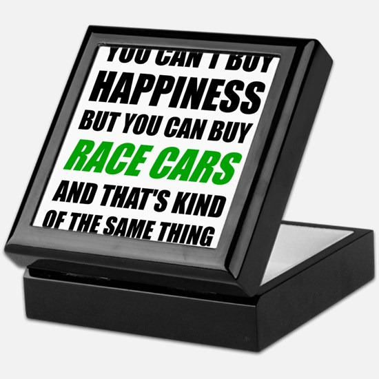 You Can't Buy Happiness But You Can B Keepsake Box
