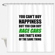 You Can't Buy Happiness But You Can Shower Curtain