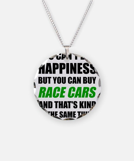 You Can't Buy Happiness But Necklace