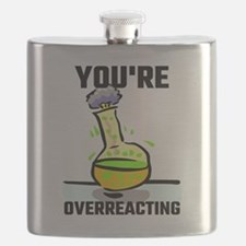 You're Overreacting Flask