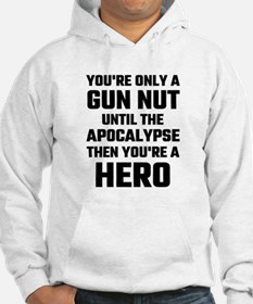 You're Only A Gun Nut Until The Hoodie