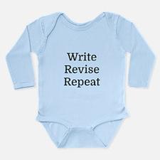 Write Revise Repeat Body Suit