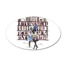 I LOVE to Read Wall Decal