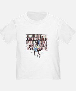 I LOVE to Read T-Shirt