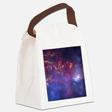MILKY WAY CENTER Canvas Lunch Bag