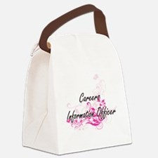 Careers Information Officer Artis Canvas Lunch Bag