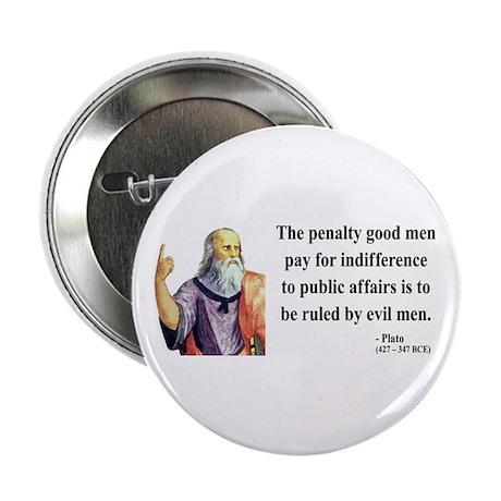 """Plato 4 2.25"""" Button"""