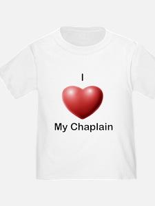 I Heart My Chaplain T