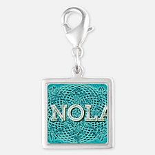 NOLA Elegant Turquoise Egg Charms
