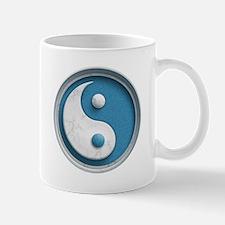 Marble Yin Yang Mug