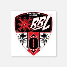 Xbbl Attitude Crest Sticker