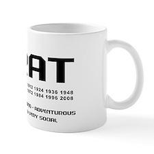 Year of The Rat Mug