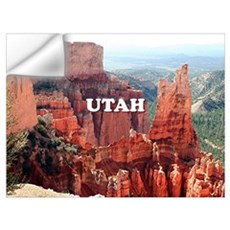 Utah: Bryce Canyon 5 Wall Decal