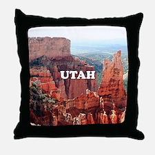 Utah: Bryce Canyon 5 Throw Pillow
