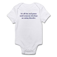Fun and Games Infant Bodysuit