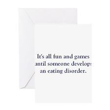 Fun and Games Greeting Card