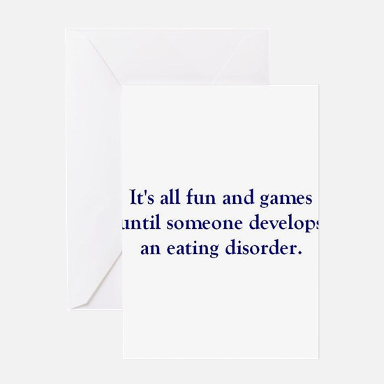 Fun and Games Greeting Card