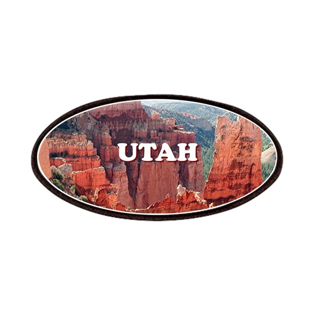 Utah: Bryce Canyon 5 Patch By ADMIN_CP59183003