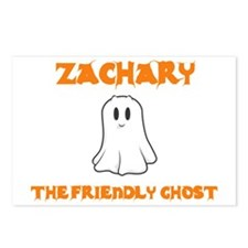 Zachary the Friendly Ghost Postcards (Package of 8